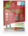 Whimzees - Holiday Variety Dental Dog Treats (28 Pieces)