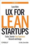 Ux for Lean Startups - Laura Klein (Paperback)