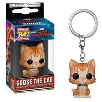 Funko Pop! Keychains - Marvel - Captain Marvel - Goose the Cat