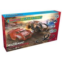 Scalextric - Micro - Cosmic Collision Slot Cars Set
