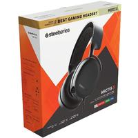 SteelSeries - Gaming Headset - Arctis 3- 2019 Edition - Back (PC/Gaming)