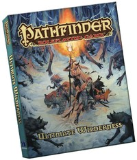 Pathfinder Roleplaying Game - Ultimate Wilderness (Role Playing Game) - Cover
