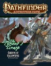 Pathfinder Adventure Path - The Tyrant's Grasp - Gardens of Gallowspire (Role Playing Game)