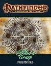 Pathfinder Campaign Setting - The Tyrant's Grasp - Poster Map Folio (Role Playing Game)