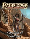 Pathfinder Player Companion - Chronicle of Legends (Role Playing Game)