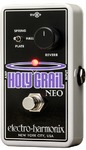 Electro-Harmonix Holy Grail Neo Reverb Effects Pedal (Black and White)