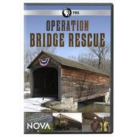 Nova:Operation Bridge Rescue (Region 1 DVD)