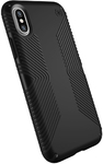 Speck Presidio Grip Series Case for Apple iPhone XS and X - Black