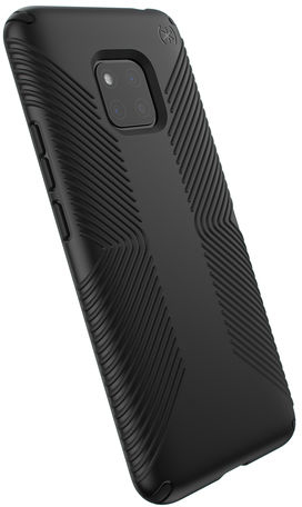 best service 0212f 5a7f7 Speck Presidio Grip Series Case for Huawei Mate 20 Pro - Black