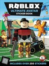 Roblox Ultimate Avatar Sticker Book - Official Roblox (Paperback)