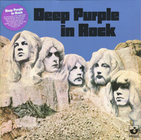 Deep Purple - In Rock (Vinyl) - Cover