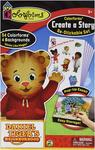 Colorforms - Colorforms Create a Story Daniel Tiger