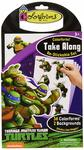 Colorforms - Colorforms Take Along Tmnt