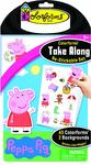Colorforms - Colorforms Take Along Peppa Pig