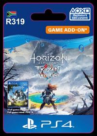 Horizon Zero Dawn™: The Frozen Wilds - Game Add-On (PS4 Download) - Cover