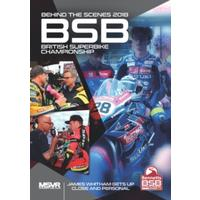 British Superbike: 2018 - Behind the Scenes (DVD)
