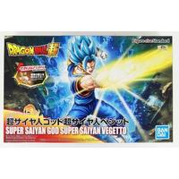 Bandai - Dragon Ball Z - Super Saiyan God Super Saiyan Vegetto (Plastic Model Kit)