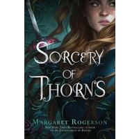 Sorcery of Thorns - Margaret Rogerson (Hardcover)