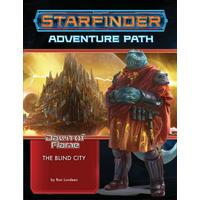 Starfinder Adventure Path - Dawn of Flame: The Blind City (Role Playing Game)