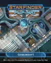 Starfinder Flip-mat - Spaceport (Role Playing Game)