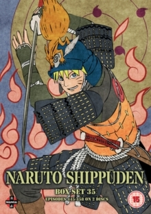 97c0b5d971 Naruto - Shippuden  Collection - Volume 35 (DVD) - Movies   TV ...