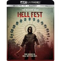Hell Fest (Region A - 4K Ultra HD + Blu-Ray)
