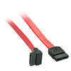 Lindy SATA cable 0.5 m Black & Red - SATA 7-pin