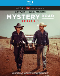 Mystery Road:Series 1 (Region A Blu-ray) - Cover