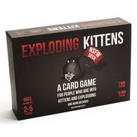 Exploding Kittens - NSFW Deck (Card Game)