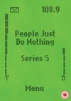 People Just Do Nothing: Series 5 (DVD)
