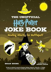 The Unofficial Harry Potter Joke Book - Brian Boone (Paperback) - Cover