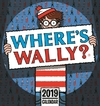 Where's Wally Easel 2019 (Paperback)