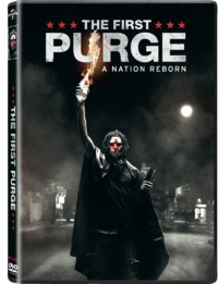 The First Purge (DVD) - Cover