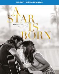 A Star Is Born (Blu-ray) - Cover
