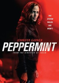 Peppermint (DVD) - Cover