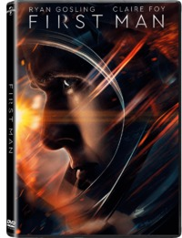 First Man (DVD) - Cover