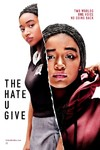 The Hate U Give (DVD) Cover