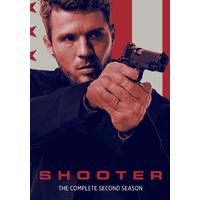 Shooter - Season 2 (DVD)