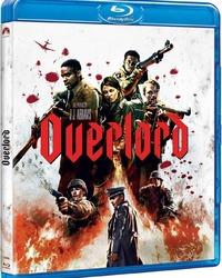 Overlord (Blu-ray) - Cover