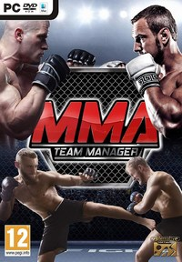 MMA Team Manager (PC) - Cover