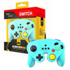 Steelplay - GCube Wired Controller - Blue (Nintendo Switch)