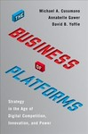 Business Of Platforms - Michael A. Cusumano (Hardcover)