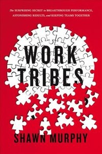 Work Tribes - Shawn Murphy (Hardcover) - Cover