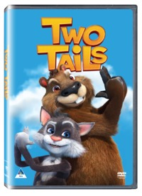 Two Tails (DVD) - Cover