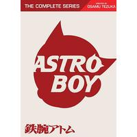 Astro Boy:Complete Series (Region 1 DVD)