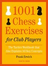 1001 Chess Exercises for Club Players - Frank Erwich (Paperback)