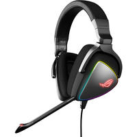 ASUS - ROG Delta RGB gaming headset with Hi-Res ESS Quad-DAC (PC/Gaming)