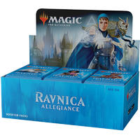 Magic: The Gathering - Ravnica Allegiance Single Booster (Trading Card Game)