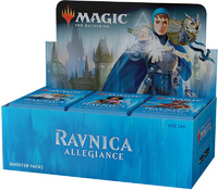Magic: The Gathering - Ravnica Allegiance Single Booster (Trading Card Game) - Cover