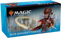 Magic: The Gathering - Ravnica Allegiance Deck Builder's Toolkit (Trading Card Game) - Cover